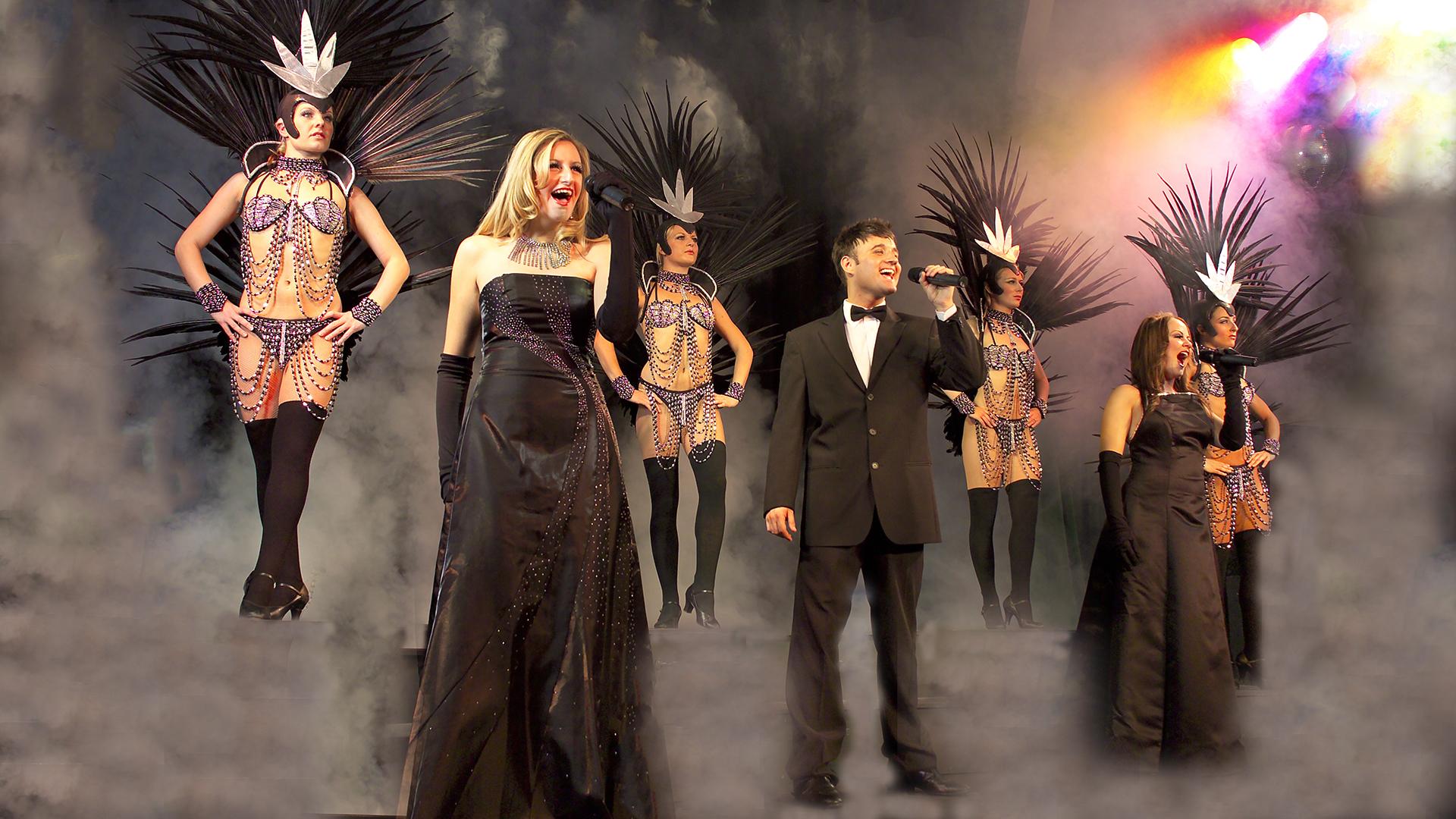 Chorus Line 11 Explosive Productions at Center Parcs, Penrith.