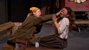 Scratch! Mother Courage and Her Children – Academy of Live and Recorded Arts at The Bolton Octagon.