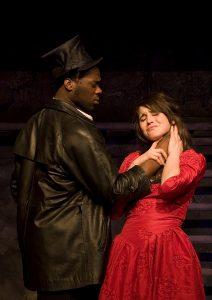 Romance: Casterton School production of Oliver